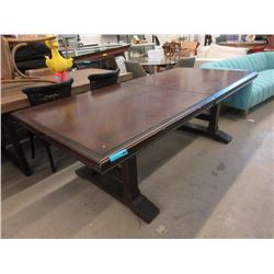 New Home Elegance Full Size Dining Table