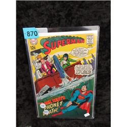 "1968 ""Superman #210"" DC Comic"