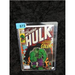 "1970 ""The Incredible Hulk #134"" Marvel Comic"
