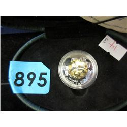 1999 Nunavut Proof Silver $2 Coin