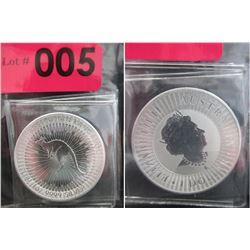 2019 Newly Minted Australian Kangaroo Coin