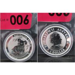 2019 Newly Minted Australian Koala Coin