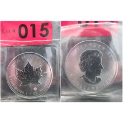 2019 Newly Minted Canadian Maple Leaf Coin