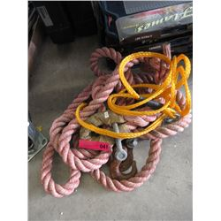 Large & Small Tow Ropes