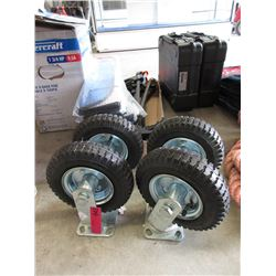 4 New Air-Tire Wheels