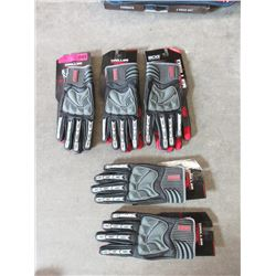 5 New Pairs of Driller Gloves