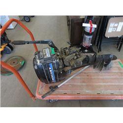 Mercury 9.8 Outboard Boat Motor