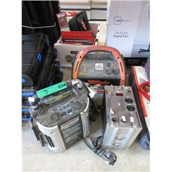 MotoMaster Power Box and more - 3 Piece Lot