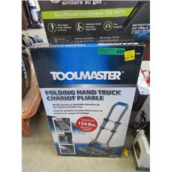 New Toolmaster Folding Hand Truck - Store Return
