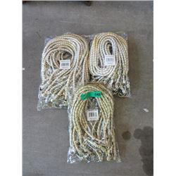 3 Bundles of Bungie Cords