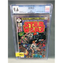 "Graded 1977 ""Star Wars #2"" Marvel Comic"