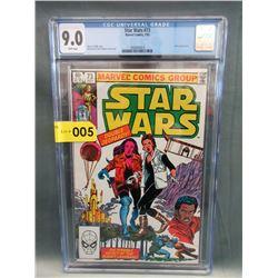 "Graded 1983 ""Star Wars #73"" Marvel Comic"