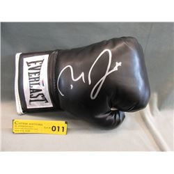 """Robert """"The Ghost"""" Guerrero Signed Boxing Glove"""