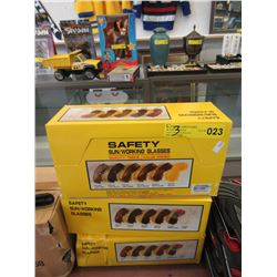 3 Cases of New Safety/Sun Working Glasses