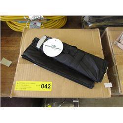 Case of 12 New Black Folding Umbrellas