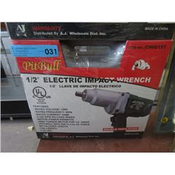 "New 1/2"" Drive Electric Impact Wrench"