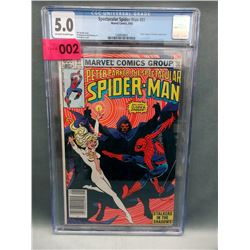 "Graded 1983 ""Spider-Man #81"" Marvel Comic"