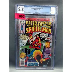 "Graded 1978 ""Spider-Man #17"" Marvel Comic"
