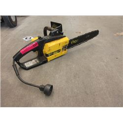 Poulan 214 Cutters Choice Electric Chainsaw