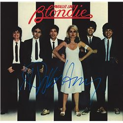 Blondie Band Signed Parallel Lines Album