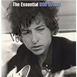 Bob Dylan Signed The Essential Bob Dylan Album