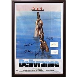 Deliverance Signed Movie Poster