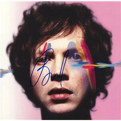 Beck Signed Sea Change Album