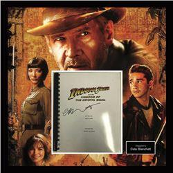 Indiana Jones Signed Screenplay
