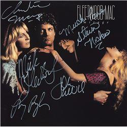 Fleetwood Mac Band Signed Mirage Album