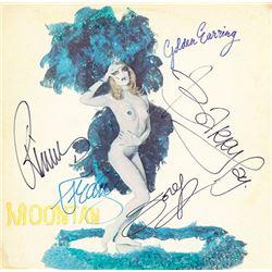 Golden Earring Band Signed Moontan Original Cover Album