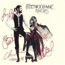 """Fleetwood Mac Signed """"Rumours"""" Album"""