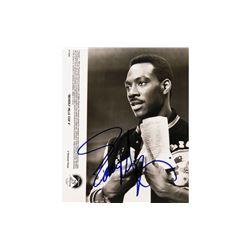 "Eddie Murphy ""Beverly Hills Cop II"" Signed Photo"