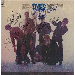 The Byrds Band Signed Younger Than Yesterday Album