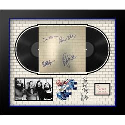 """Pink Floyd """"The Wall"""" Signed Album"""