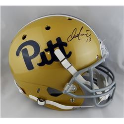 Dan Marino Autographed Pittsburgh Panthers F/S Helmet - Beckett Auth