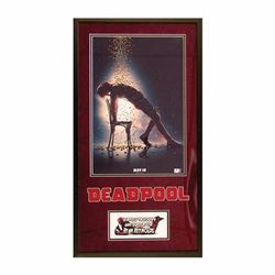 "Ryan Reynolds ""Deadpool"" Signed Photo"