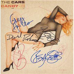 "Cars Signed ""Candy-O"" Album"