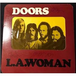 "The Doors ""LA Woman"" Signed Album"