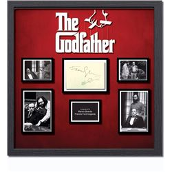 The Godfather Signature Cut Collage
