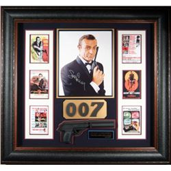 """Sean Connery """"James Bond"""" Signed Collage"""