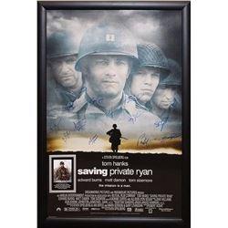 Saving Private Ryan Signed Movie Poster