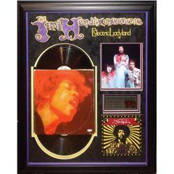 "Jimi Hendrix ""Electric Ladyland"" Signed Album"