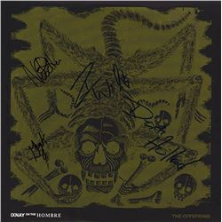 Offspring Band Signed Ixnay On The Hombre Album