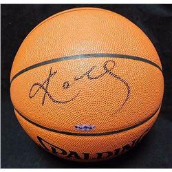 Kobe Bryant Signed Basketball