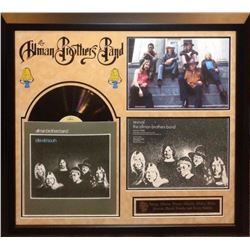 """The Allman Brothers Signed """"Idlewild South"""" Album"""