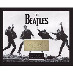 Beatles Signature Cut
