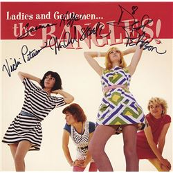 The Bangles Band Signed Ladies and Gentlemen… Album