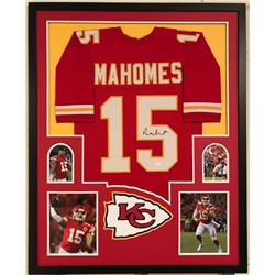 Patrick Mahomes II Signed Chiefs Jersey