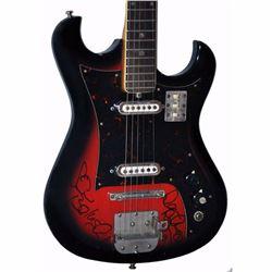 Blues Brothers Signed Darkened Sunburst 1950 – 1960's Marquis Motley Pick Guard Vintage Guitar