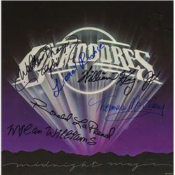 Commodores Band Signed Commodores Midnight Magic Album